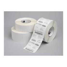 880243-012D - Etichette Zebra F.to 38x13mm Poliestere Bianco Adesivo Permanente D.i. 25mm