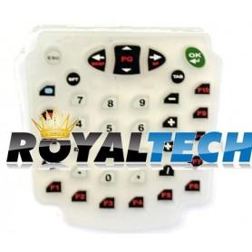 Tastiera in Gomma 38 Keys per Honeywell Dolphin 7850