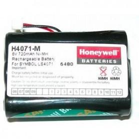 H4071-M - Batteria per Symbol LS4070, NiMH, 700 mAh, 6V