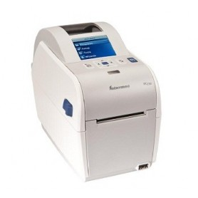 "PC23DA0010032 - Stampante Intermec PC23d 300 Dpi 2"" w/Display White USB - Solo Termico Diretto"