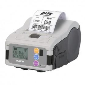 WWMB20080 - Stampante Portatile Sato MB200i 203 Dpi,Wi-fi RS232C IrDA, w/Display, Largh. di Stampa 48mm