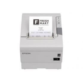 C31CA85813 - Stampante Termica Epson TM-T88V USB e Parallela - Epson Cool White - Taglierina Automatica