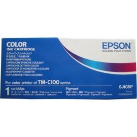 C33S020411 - Cartuccia Nero per Epson TM-C100