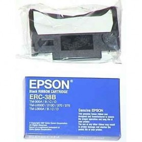 C43S015374 - ERC38B Ribbon Black per Epson TM-U220
