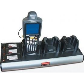 HCH-3033-CHG - Culla solo ricarica, 3 terminali e 3 batterie aggiuntive per Motorola MC3000 Series