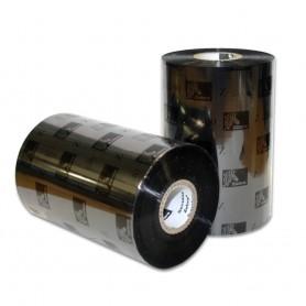 02300BK08945 - Ribbon Zebra F.to 89mmX450MT Wax - Confezione da 12 Rotoli