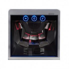 MK7820-00C38 - Honeywell MS7820 Solaris completo di Cavo USB, Alimentatore e Staffe di fissaggio