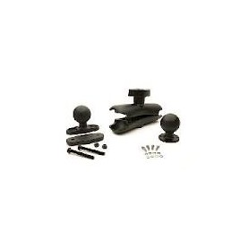 VM1005BRKTKIT - RAM Mount Kit, Flat Clamp Base Medium Arm, 215 mm (8.5), D ball