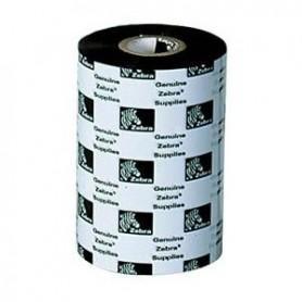 05095BK11045 - Ribbon Zebra F.to 110mmX450MT Resina High Quality - Confezione da 6 Rotoli