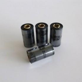 800132-002 - Ribbon Zebra F.to 56.9mmX74MT Wax/Cera - Confezione da 12 Rotoli