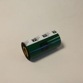 """800132-202 - Ribbon Zebra F.to 56.9mmX74MT 5095 Resin 1/2"""" - Confezione da 12 Rotoli"""