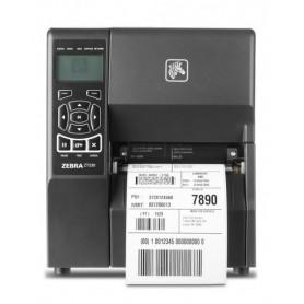 ZT23042-T1E200FZ - Stampante Zebra ZT230 203 Dpi, TT/DT, Usb, Ethernet e Seriale - Max Size Ribbon 450MT - con Spellicolatore