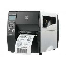 ZT23043-T0E100FZ - Stampante Zebra ZT230 300 Dpi, TT/DT, Usb, Seriale e Parallela - Max Size Ribbon 450MT