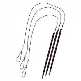 HC1646-1134 - Socket Stylus Tethered - Pennino con laccetto per Socket Somo 650 e 655 - Kit da 3 Pezzi