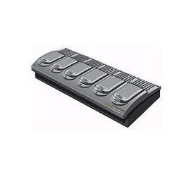 HU3006 - Caricabatterie multiplo a 6 posizioni per Psion 7535-G2