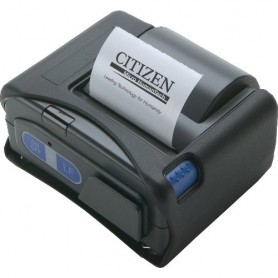 Stampante Portatile Citizen CMP-10 Termica Bluetooth, USB, RS232 e IRDA - Larghezza di stampa 48mm