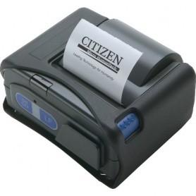 Stampante Portatile Citizen CMP-10 Termica Bluetooth, USB, RS232 e IRDA - Lettore di Banda Magnetica - Larghezza di stampa 48mm
