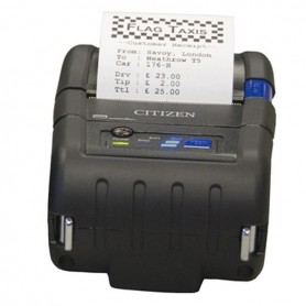 Stampante Portatile Citizen CMP-20 Termica Bluetooth, USB e RS232 - Larghezza di stampa 48mm