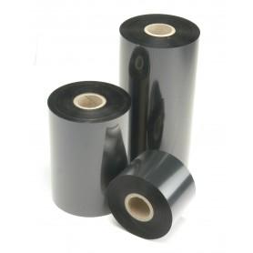 """TWWE06030 - Ribbon F.to 60mm x 300MT , Inchiostrazione Esterna, CERA 1"""" - Confezione da 36 Rotoli"""