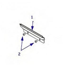 77625M - Kit Maint Peel Tear Bar per Stampante Zebra S4M