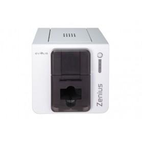 ZN1U0000TS - Stampante di Card Evolis Zenius Classic USB, Grigio Bruno