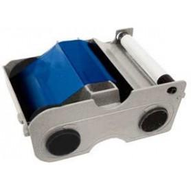 45103 - Nastro Monocromatico Blu 1000 Immagini, con rullo di pulizia per Stampante Fargo DTC1000 e DTC4000