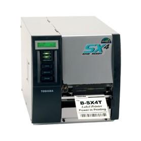 B-SX4T-GS20-QP-R - Stampante Toshiba TEC B-SX4T - 203 Dpi, TT e DT, Seriale e Parallela
