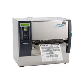 B-SX8T-TS12-QM-R - Stampante Toshiba TEC B-SX8T - 300 Dpi, TT e DT, USB, Parallela e Scheda di Rete