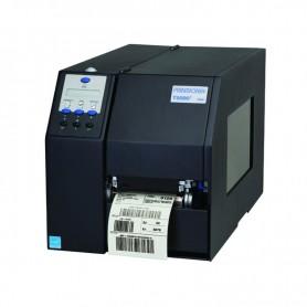 "T53X4-0200-102 - Stampante Printronix T5304R - 300 Dpi, 4"" Print Width, Trasf. Termico, PrintNet, Riavvolgitore, RTC"