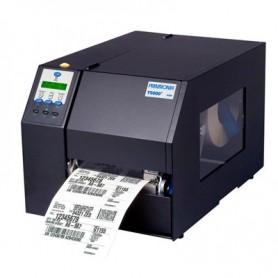 """T53X6-0202-500 - Stampante Printronix T5306R - 300 Dpi, 6"""" Print Width, TT, PrintNet, Std Emulation, Wi-fi, Taglierina"""