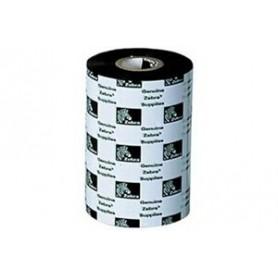 05095BK11030 - Ribbon Zebra F.to 110mmX300MT Resina High Quality - Confezione da 6 Rotoli