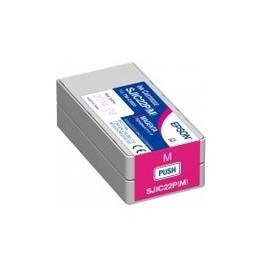 C33S020603 - SJIC22P(M) Cartuccia Magenta per Epson TM-C3500