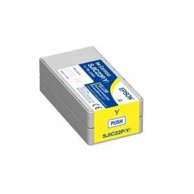 C33S020604 - SJIC22P(Y) Cartuccia Giallo per Epson TM-C3500