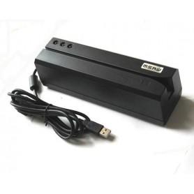Lettore/Scrittore di Badge magnetico Traccia 1/2/3 - Interfaccia USB