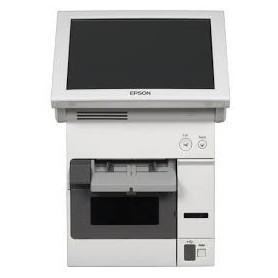 C31CC35021 - Stampante Epson TM-C3400-LT InkJet a 3 Colori per Etichette - con Pannello Touch-Screen, USB