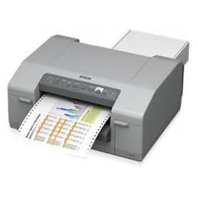 C11CC68132 - Stampante Epson GP-C831 InkJet per Etichette GHS - Parallela, Ethernet e USB - Include Alimentatore