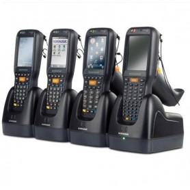 94A150032 - Culla a 4 Postazioni Solo Ricarica per Datalogic Skorpio X3 - Ricarica 4 Terminali e 4 Batterie Extra