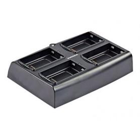 94A150034 - Caricabatterie a 4 Postazioni per Datalogic Skorpio X3 - Ricarica 4 Batterie