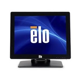 "E144246 - Elo Touch Screen 1517L, 15"" AccuTouch, Anti Glare, Zero Bezel, Black"