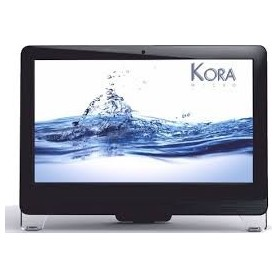 "KORA LV181 LCD PC 18.5"" Intel® Celeron G1620, 4GB  DDR3 1333GHz, HD 3.5"" 500GB SATA, Touch Screen 5 wire resistivo"