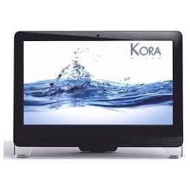 "KORA LV181 LCD PC 18.5"" Intel® Celeron G1620, 4GB  DDR3 1333GHz, HD 3.5"" 500GB SATA, Touch Screen 5 wire resistivo"