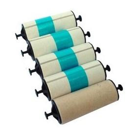 105912-003 - Rulli adesivi pulizia per Stampanti Card Zebra P3xx/4xx/5xx/720 - Confezione da 5 pz