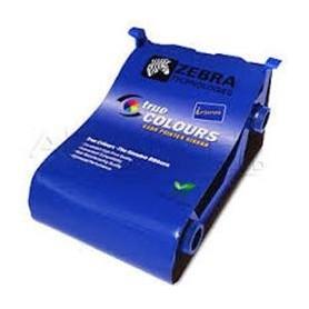 800017-201 - Ribbon Monocromatico Nero per Stampanti Zebra P100, P110 e P120 - 1000 Stampe