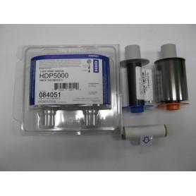 84051 - YMCK - Nastro colori HDP 4 pannelli 500 immagini per Stampanti Fargo HDPii & HDP5000