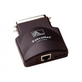 P1031031 - Zebra Zebranet PrintServer Scheda di Rete Ethernet 10/100 Esterna