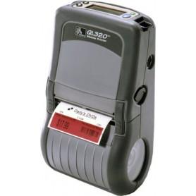 Q3C-LUNA0000-01 - Stampante Zebra QL320 Plus, Wi-Fi,  8MB RAM, 4MB Flash, CPCL EPL/ZPL, LCD *USATO GARANTITO