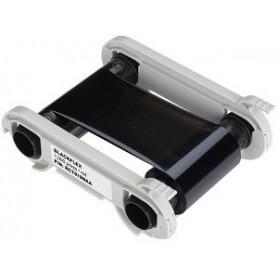 RCT023NAA - Nastro Monocromatico Nero Stampa 2000 card a rotolo per Stampante Evolis Zenius