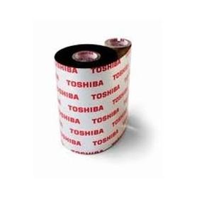 B4530110AW3 - Ribbon Toshiba TEC F.to 110mm x 300MT AW3 Cera - Confezione da 10 Rotoli