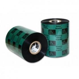05095BK06030 - Ribbon Zebra F.to 60mmX300MT Resina High Quality - Confezione da 6 Rotoli