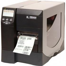 Stampante Zebra ZM400 300 Dpi USB, Seriale, Parallela ed Ethernet*USATO GARANTITO